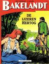 Cover for Bakelandt (Standaard Uitgeverij, 1993 series) #4