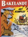 Cover for Bakelandt (Standaard Uitgeverij, 1993 series) #53