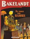Cover for Bakelandt (Standaard Uitgeverij, 1993 series) #54