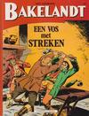 Cover for Bakelandt (Standaard Uitgeverij, 1993 series) #58