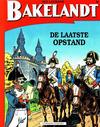 Cover for Bakelandt (Standaard Uitgeverij, 1993 series) #68