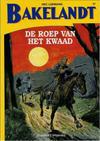 Cover for Bakelandt (Standaard Uitgeverij, 1993 series) #87