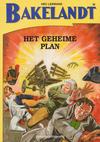 Cover for Bakelandt (Standaard Uitgeverij, 1993 series) #96