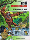 Cover for Bessy natuurkommando (Standaard Uitgeverij, 1985 series) #18
