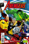 Cover for Avengers: Earth's Mightiest Heroes (Marvel, 2011 series) #2