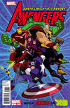 Cover for Avengers: Earth's Mightiest Heroes (Marvel, 2011 series) #1