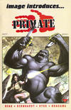 Cover for Image Introduces...Primate (Image, 2001 series) #1 [Cover A]