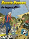 Cover for Ronnie Hansen (Edi-3-BD, 1980 series) #3 - De tegenvaller