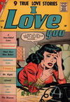 Cover for I Love You (Charlton, 1955 series) #14