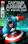 Cover for Captain America & the Korvac Saga (Marvel, 2011 series) #1