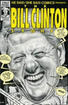 Cover for He Said/She Said Comics (First Amendment Publishing, 1993 series) #3