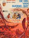 Cover for Bernard Prince (Uitgeverij Helmond, 1971 series) #3