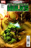 Cover for Incredible Hulks (Marvel, 2010 series) #620