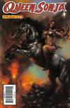 Cover Thumbnail for Queen Sonja (2009 series) #11 [Lucio Parrillo Cover]
