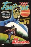 Cover for Fantomen (Semic, 1963 series) #5/1983