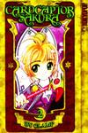 Cover for Cardcaptor Sakura (Tokyopop, 2003 series) #2