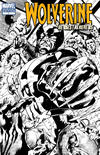 Cover Thumbnail for Wolverine: The Best There Is (2011 series) #1 [Black-and-White Variant]
