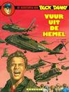 Cover for De avonturen van Buck Danny (Novedi, 1983 series) #43 - Vuur uit de hemel
