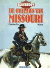 Cover for De jonge jaren van Blueberry (Novedi, 1985 series) #4 - De outlaws van Missouri