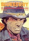 Cover for De jonge jaren van Blueberry (Novedi, 1985 series) #7 - De genadeloze achtervolging