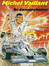 Cover for Michel Vaillant (Novedi, 1981 series) #35 - De dwangarbeider