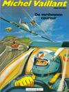 Cover for Michel Vaillant (Novedi, 1981 series) #36 - De verdwenen coureur