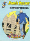 Cover for Ronnie Hansen (Novedi, 1981 series) #5 - De man op tribune F