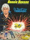 Cover for Ronnie Hansen (Novedi, 1981 series) #7 - De nacht van Tibidabo