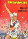 Cover for Ronnie Hansen (Novedi, 1981 series) #8 - De grote beslissing