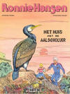 Cover for Ronnie Hansen (Novedi, 1981 series) #12 - Het huis met de aalscholver