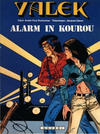 Cover for Yalek (Novedi, 1981 series) #6 - Alarm in Kourou