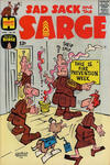 Cover for Sad Sack and the Sarge (Harvey, 1957 series) #62