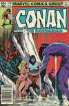 Cover for Conan the Barbarian (Marvel, 1970 series) #149 [Newsstand]