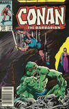 Cover Thumbnail for Conan the Barbarian (1970 series) #156 [Newsstand Edition]