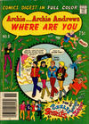 Cover for Archie... Archie Andrews Where Are You? Comics Digest Magazine (Archie, 1977 series) #8