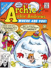 Cover for Archie... Archie Andrews Where Are You? Comics Digest Magazine (Archie, 1977 series) #80 [Direct]