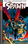 Cover for Spawn (Image, 1992 series) #200 [Cover by Jim Lee]
