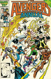 Cover for The Avengers Annual (Marvel, 1967 series) #15 [Direct]