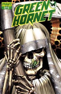 Cover Thumbnail for Green Hornet (Dynamite Entertainment, 2010 series) #12 [Cover C - Jonathan Lau]