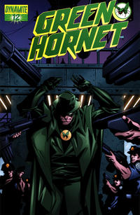 Cover Thumbnail for Green Hornet (Dynamite Entertainment, 2010 series) #12 [Cover B - Phil Hester]