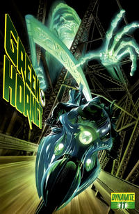 Cover Thumbnail for Green Hornet (Dynamite Entertainment, 2010 series) #11 [Alex Ross Cover]