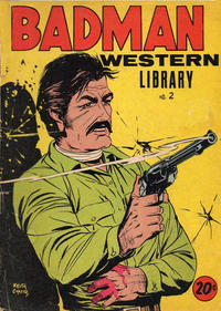 Cover Thumbnail for Badman Western Library (Yaffa / Page, 1971 ? series) #2