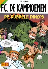 Cover Thumbnail for F.C. De Kampioenen (Standaard Uitgeverij, 1997 series) #6
