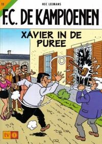 Cover Thumbnail for F.C. De Kampioenen (Standaard Uitgeverij, 1997 series) #11