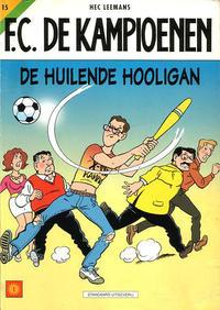 Cover for F.C. De Kampioenen (Standaard Uitgeverij, 1997 series) #15
