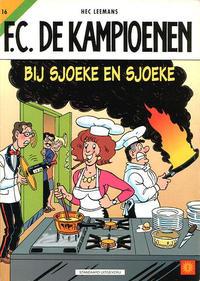 Cover Thumbnail for F.C. De Kampioenen (Standaard Uitgeverij, 1997 series) #16