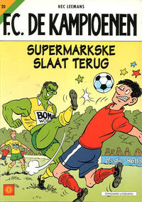 Cover Thumbnail for F.C. De Kampioenen (Standaard Uitgeverij, 1997 series) #20