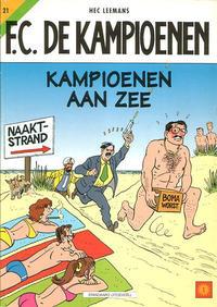 Cover Thumbnail for F.C. De Kampioenen (Standaard Uitgeverij, 1997 series) #21