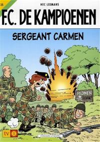 Cover Thumbnail for F.C. De Kampioenen (Standaard Uitgeverij, 1997 series) #25