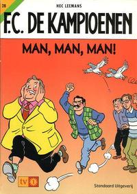 Cover Thumbnail for F.C. De Kampioenen (Standaard Uitgeverij, 1997 series) #28